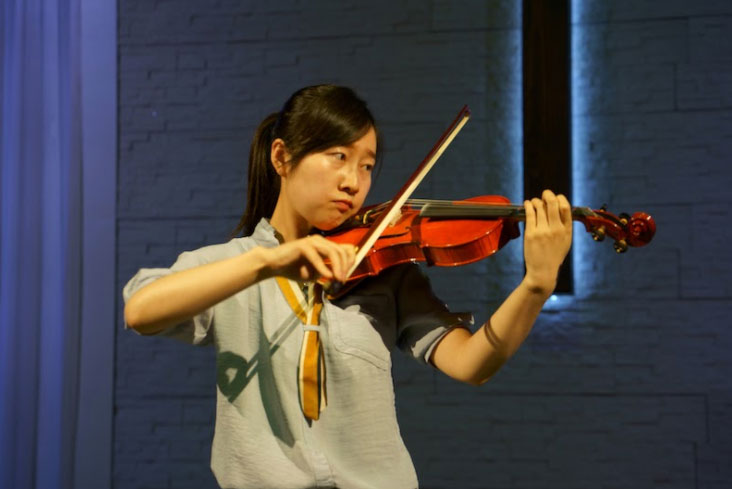 Jubilee College of Music Annual Concert Sends Heavenly Tunes Virtually
